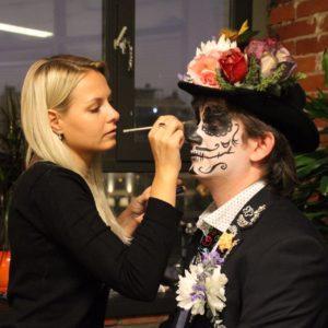вечеринка на хэллоуин