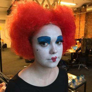 вечеринка на хэллоуин грим